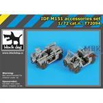 IDF M-151 accessoires Set