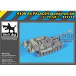 M109 A6 Paladin accessories set 1/72