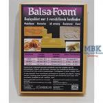 Balsa-Foam Hartschaumplatten Basisset