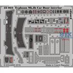 Typhon Mk. Ib CAR DOOR 1:24 - BIG ED