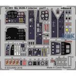 Big Ed Me 262B-1  1/32