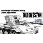 Waffenträger Rheinmetall/Borsig mit 12,8cm