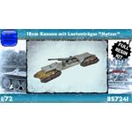 18cm Kanone auf Lastenträger Hetzer