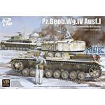 Pz.Beob.Wg.IV Ausf.J w/ Commander + Infantryman