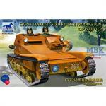 Italian CV L3/35 Tankette Series II