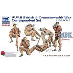WW2 British & Commonwealth War Correspondent Set