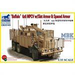 Buffalo 6x6 MPCVSlat Armor & Spaced Armor Version