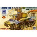 British Cruiser Tank Mk. II, IIA IIA CS