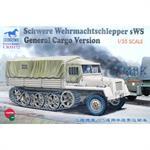 Schwerer Wehrmachtsschlepper SWS - general cargo