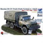 Russian Zil-131 Truck (early Version)