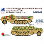 SWS Supply Ammo Vehicle & Armored Cargo Version