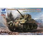 Canadian Cruiser Tank Ram MK.II early