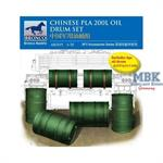 PLA 200ltr Oil/Gasoline Drums
