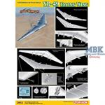 YB-49 Flying Wing - Cyber Hobby 1:200