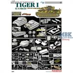 Tiger I, Feb.44 Production  - Cyber Hobby