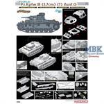 Panzer III (3,7cm) (Tauch) Ausf.G ~ Cyber Hobby