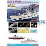 HMS Sheffield - Falklands 1982 ~ Cyber Hobby
