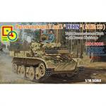 "Panzer II Ausf. L ""Luchs"" 4. Pz.Div."