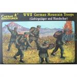 German Mountain Troops WW2