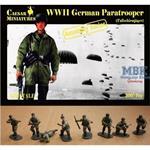 WW2 German Paratrooper (Fallschirmjäger)