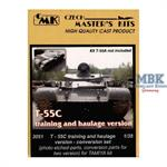 T-55C Training/Haulage Conversion Set