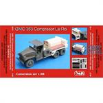 GMC 353 Compressor Le Roi  Umbausatz / Conversion