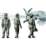 Japanese Army AF Mechanics, WWII