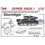 Super Pack Sturmtiger Conversion Set
