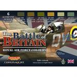 Battle of Britain - Royal Airforce Colors