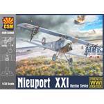 Nieuport XXI in Russian Service