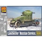 "Lanchester Armoured Car ""Russian Service"""