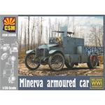 Minerva Armoured car