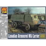 Canadian Armoured MG Carrier