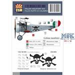 Italian Nieuport XVII Fulco Ruffo Di Calabria