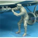 German bomber ground crewman N.1