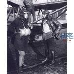 German Naval crew