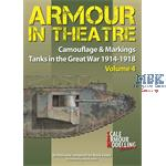 Camouflage & Markings Vol. 4 - Tanks 1914-1918
