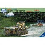 VCL Light Amphibious Tank A4E12 Late Production