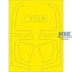 F-15E 1/72 Masking Tape
