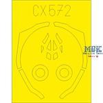 F-35B Lightning II 1/72 Masking Tape