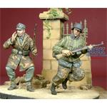 WSS Soldiers in Action 1943-1945