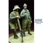 LRDG Soldiers North Africa 1940-43