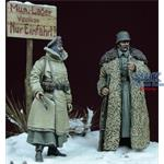 WWI German Guards, Winter 1914-18
