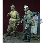 Waffen-SS Foreign Volunteers, Winter 1943-45