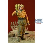 HJ Boy with Panzerfaust, Germany 1945