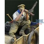 WWI Anzac soldier with monocular 1915-18
