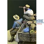 WWI Anzac soldiers 1915-18