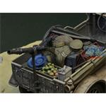 WWI LCP Ford T accessories