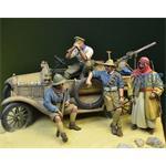 WWI Anzac Desert Patrol - Palestine 1917