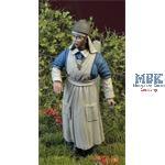 WWII Belgian Nurse - Belgium 1940